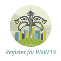PNW19 registration button