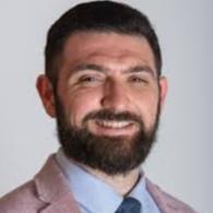 Abbas Barzegar Headshot