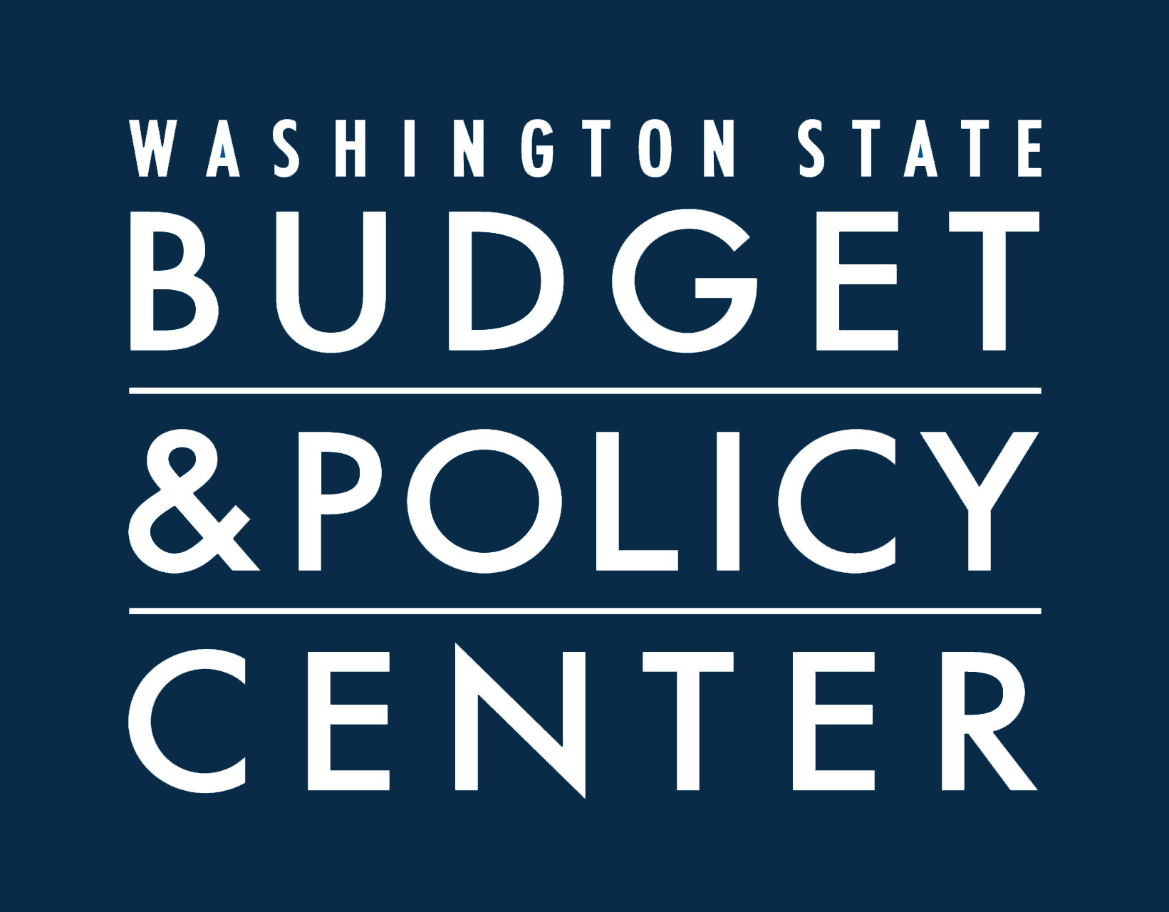 Washington State Budget and Policy Center logo