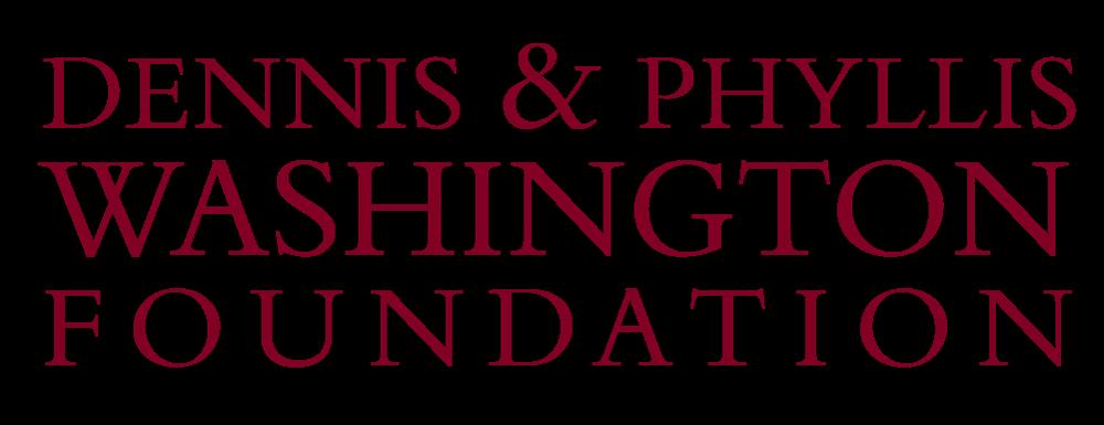 Dennis & Phyllis Washington Foundation logo