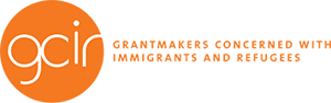 Grantmakers Concerned with Immigrants and Refugees logo