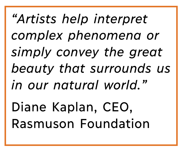 Quote excerpt by Diane Kaplan