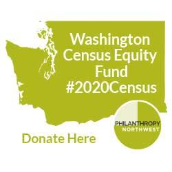 WA Census Fund Donate Button
