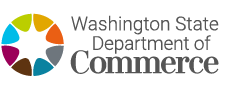 Washington Department of Commerce logo