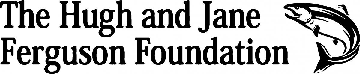 Hugh and Jane Ferguson Foundation Logo