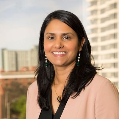 Anjana Pandey Headshot