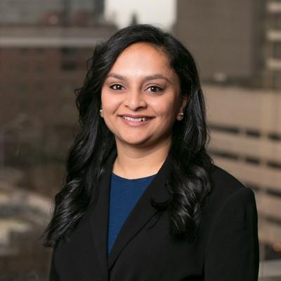 Ankita Patel Headshot