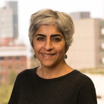 Kiran Ahuja's Headshot