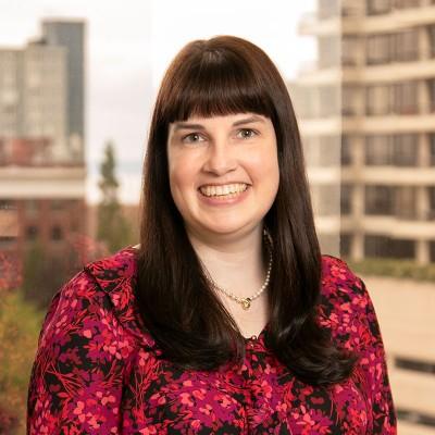 Meg Fairweather Headshot