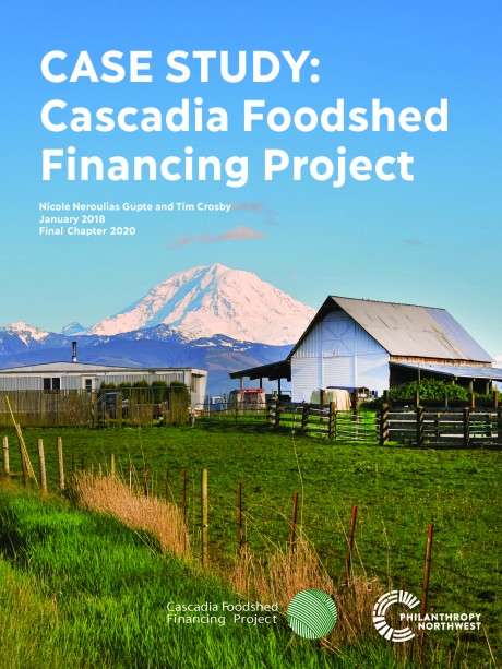 Cover image for Case Study: Cascadia Foodshed Financing Project (CFFP) and Final Chapter