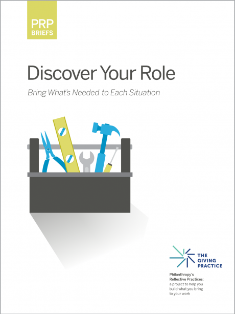 Thumbnail of guide cover entitled Discover Your Role