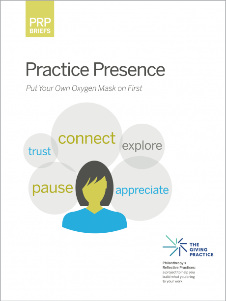 Thumbnail image of cover entitled Practice Presence