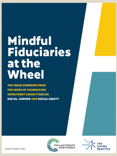 Cover image for Mindful Fiduciaries guide on 10 ideas from foundation investment committees