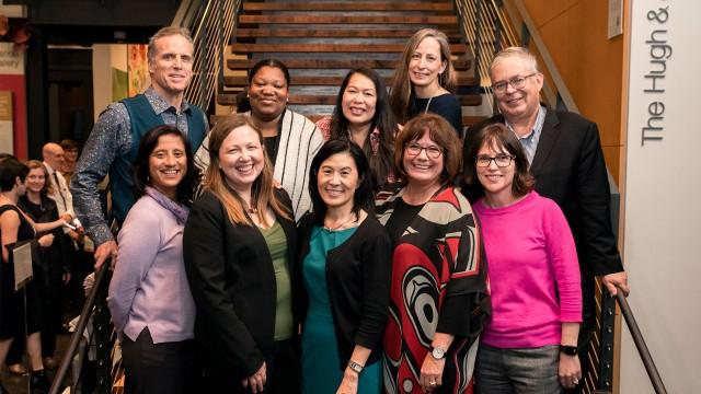 Philanthropy Northwest Board at Philanthropy Northwest's 2019 Annual Conference