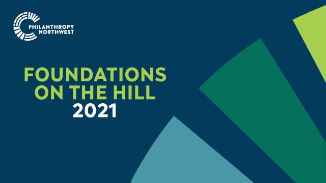 Foundation on the Hill 2021 Graphic