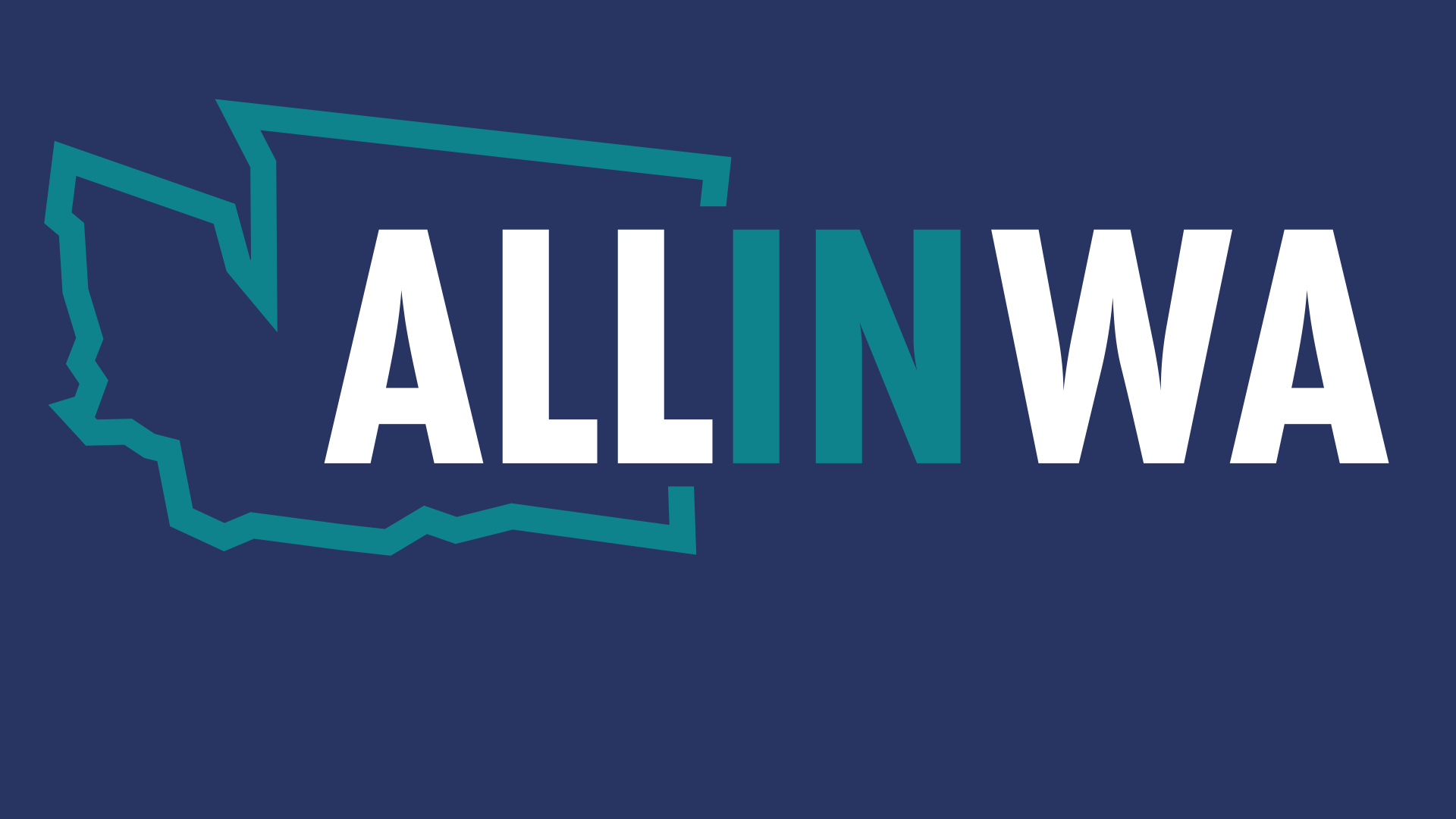 All In Washington Logo