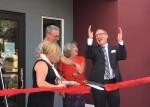 The Hub ribbon cutting in Walla Walla