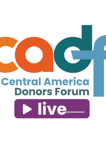 2021 Central America Donors Forum Conference