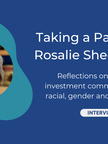 Investment committees racial gender and social equity