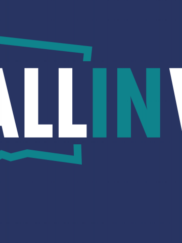 All In Washington Logo
