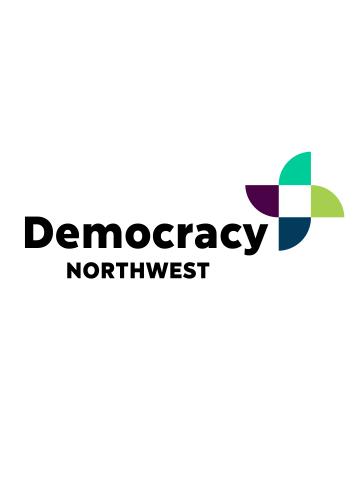 Democracy Northwest Logo