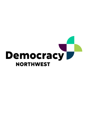Democracy Northwest Logo