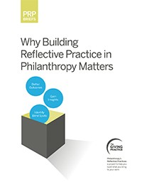 Why Reflective Practice Matters thumbnail