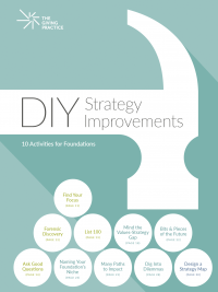 Thumbnail of cover titled DIY Strategy Improvements